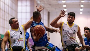 Magic Hands e CAD Corinthians disputam final do Brasileiro de Basquete em CR com transmissão do SporTV